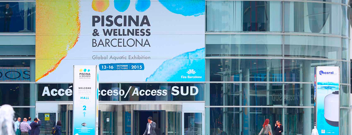 13 edici n de los premios piscina wellness barcelona amep for Piscina wellness barcelona